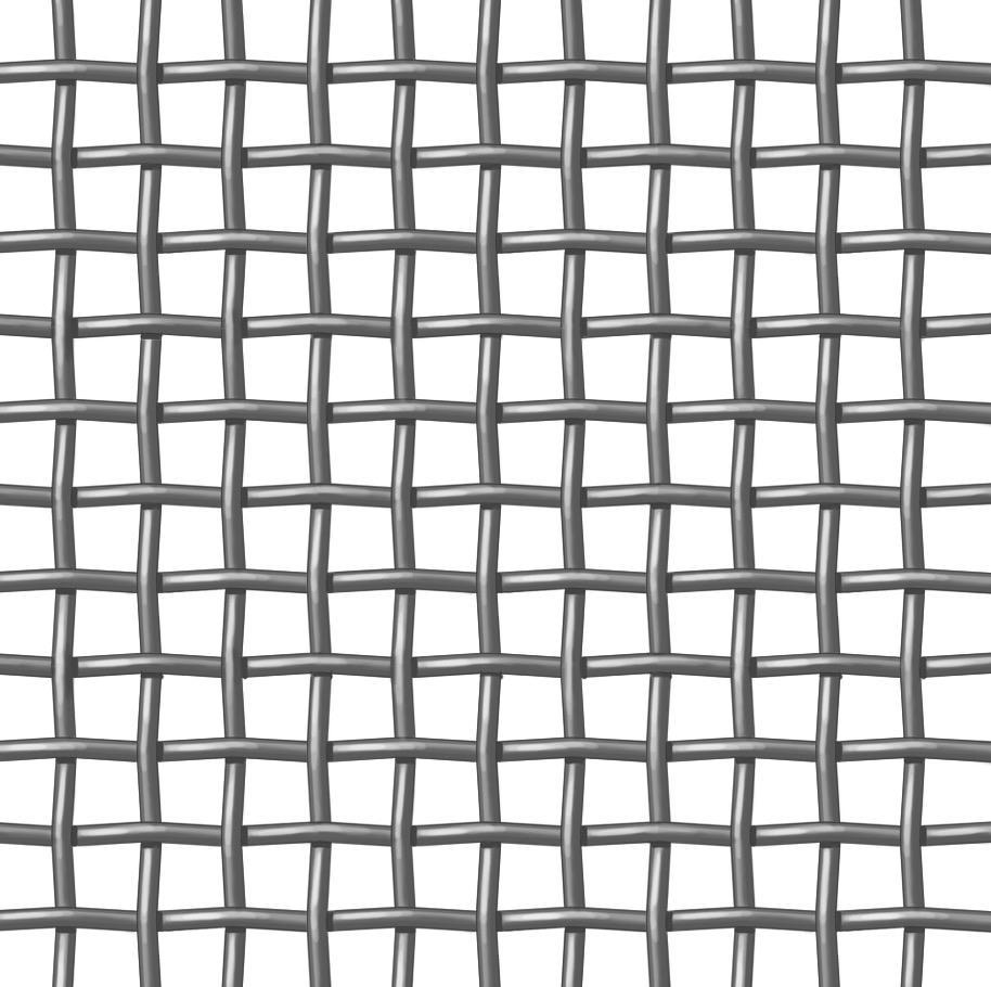 Wire Mesh | Open Weave Wire Mesh 1 X 1 Square Web Calwire