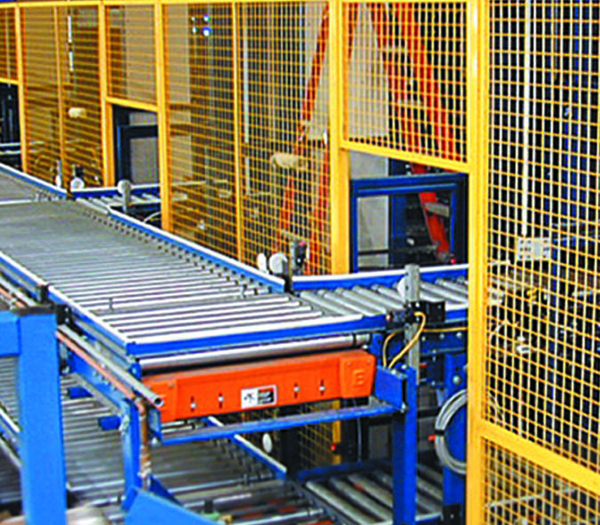 wire mesh machine guarding services