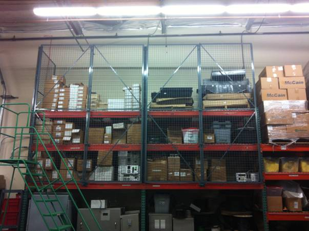 Pallet Racking Protectors in California