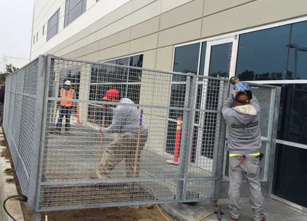 heavy duty wire mesh for construction