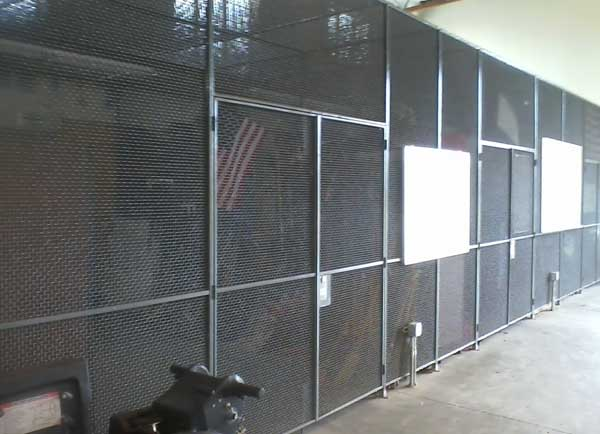 fencing metal wire mesh protection