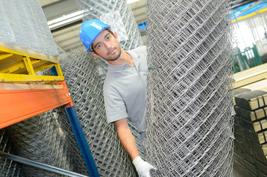 manufacturing of stainless steel wire mesh