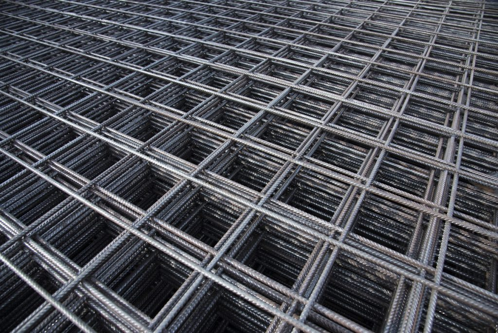 rebar vs welded wire mesh
